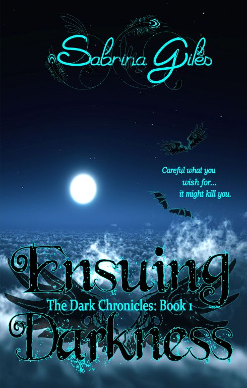 Ensuing Darkness - Cover