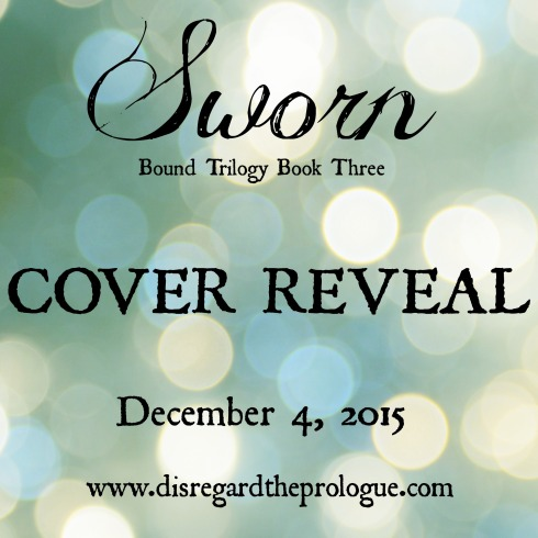 Sworn cover reveal announcement
